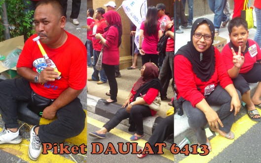 PIKET DAULAT 6413